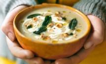 Supă-cremă de țelină. Rețeta lui Jamie Oliver