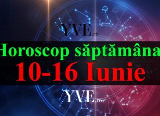 Horoscop saptamanal 10-16 Iunie 2019