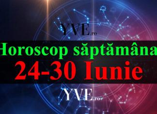 Horoscop saptamanal 24-30 Iunie 2019