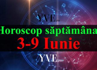 Horoscop saptamanal 3-9 Iunie 2019