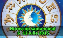 Horoscop saptamanal 6 -12 iulie 2015