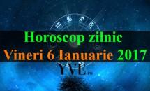 Horoscop zilnic Vineri, 6 Ianuarie 2017