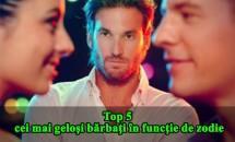 Top 5 cei mai geloşi bărbaţi în funcţie de zodie