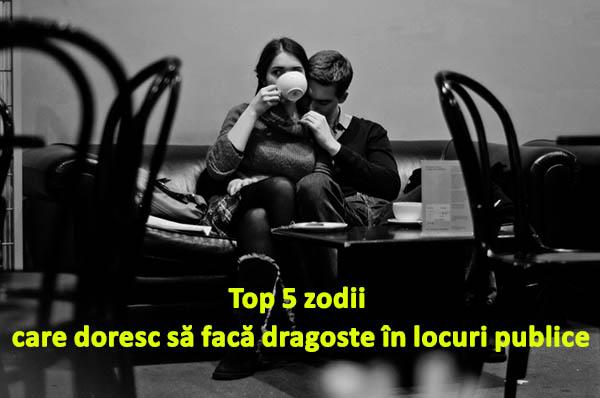 Top 5 zodii care doresc să facă dragoste în locuri publice