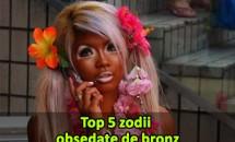 Top 5 zodii obsedate de bronz