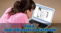 Top 6 zodii obsedate de Facebook