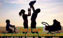 Top 6 zodii care sunt potrivite pentru a intemeia o familie