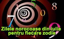 NUMEROLOGIE: Zilele norocoase din iulie pentru fiecare zodie