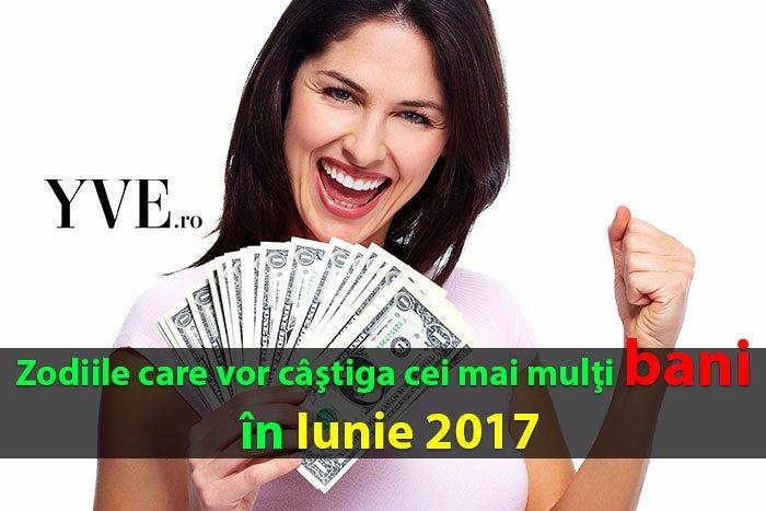 bani Iunie 2017
