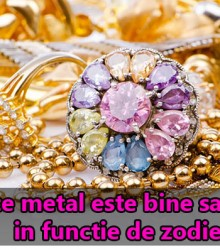 Afla ce metal este bine sa porti, in functie de zodie