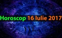Horoscop 16 Iulie 2017