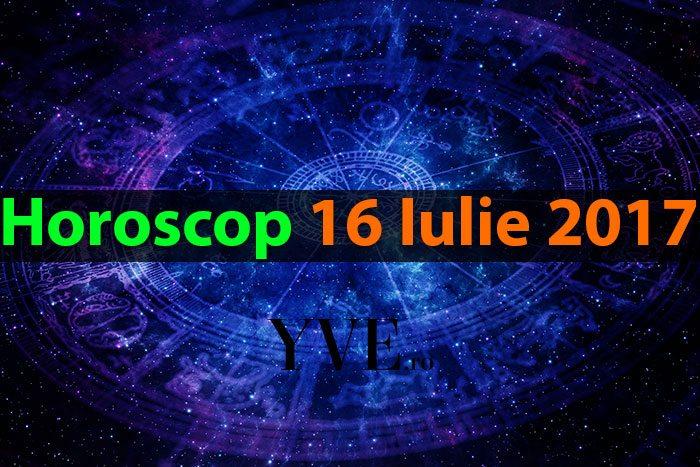 16 Iulie 2017