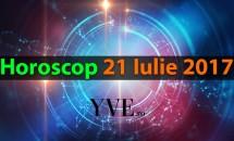 Horoscop 21 Iulie 2017