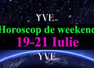 Horoscop de weekend 19-21 Iulie 2019