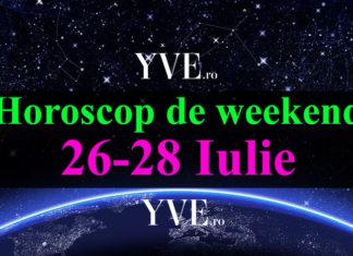Horoscop de weekend 26-28 Iulie 2019