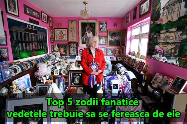 Top 5 zodii fanatice