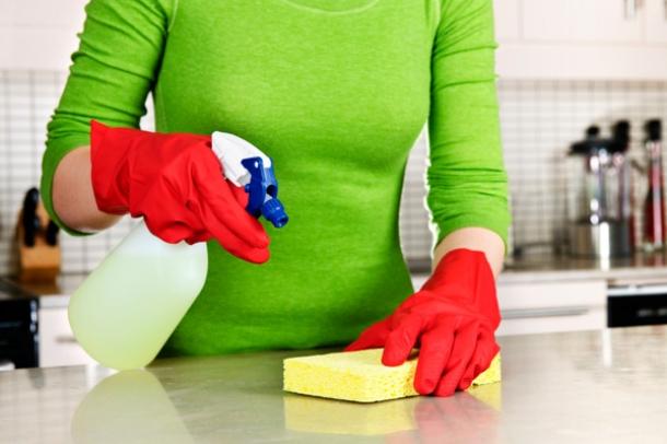 6 lucruri pe care le poţi curăţa cu SARE