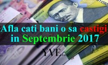 Afla cati bani o sa castigi in Septembrie 2017, in functie de zodie