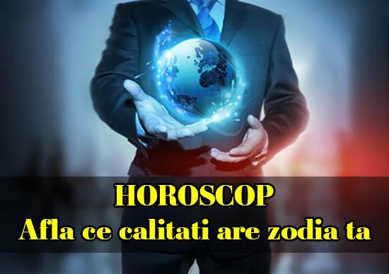 Afla ce calitati are zodia ta