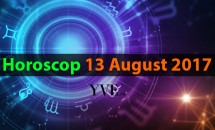 Horoscop 13 August 2017