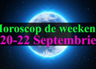 Horoscop de weekend 20-22 Septembrie 2019