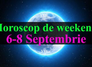 Horoscop de weekend 6-8 Septembrie 2019