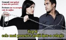 Top 6 cele mai posesive zodii într-o relaţie