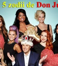 Top 5 zodii de Don Juan