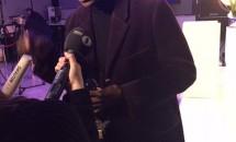 Câştigătorul premiului Mercury, Benjamin Clementine, şi-a dedicat trofeul victimelor atentatelor din Paris!