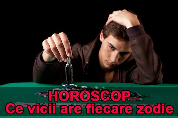 HOROSCOP: Ce vicii are fiecare zodie