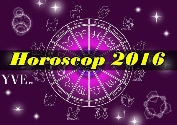 horoscopul anului 2016 pentru toate zodiile