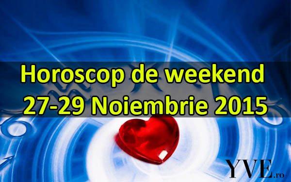 27-29 Noiembrie 2015