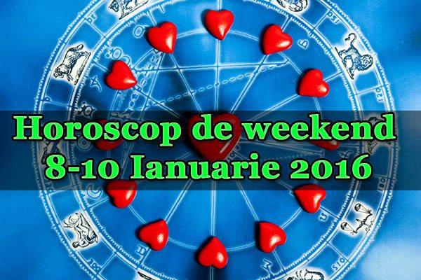 8-10 Ianuarie 2016