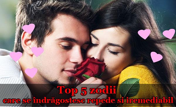 Top 5 zodii care se îndrăgostesc repede si iremediabil
