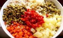 Reteta speciala de salata de boeuf