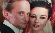 Catherine Zeta-Jones şi Michael Douglas au împlinit 15 ani de căsnicie!