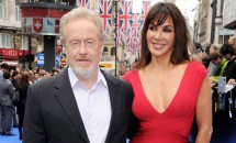 Regizorul britanic Ridley Scott este căsătorit în secret din vara acestui an!