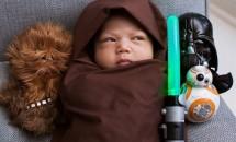 Mark Zuckerberg şi-a costumat fiica într-un erou Star Wars! Vezi cât de simpatică e micuţa Maxima!