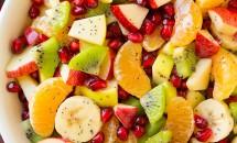 Salată de fructe asortate