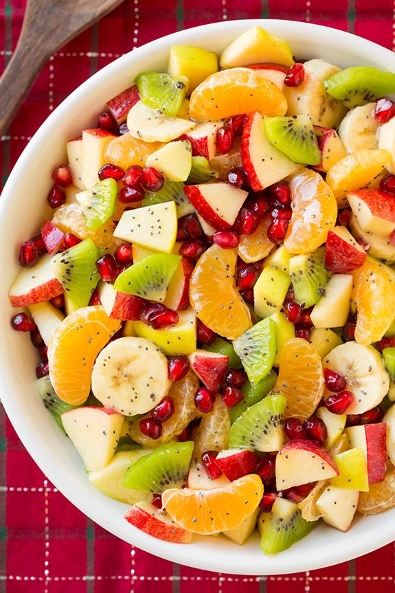 Salata de fructe asortate