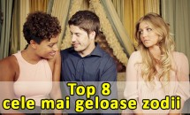 Top 8 cele mai geloase zodii