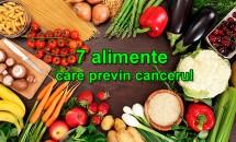 7 alimente pe care trebuie să le consumi săptămânal ca să previi cancerul