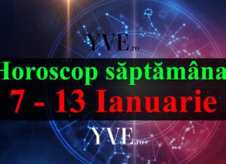 Horoscop saptamanal 7-13 Ianuarie 2019