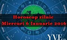 Horoscop zilnic Miercuri 6 Ianuarie 2016