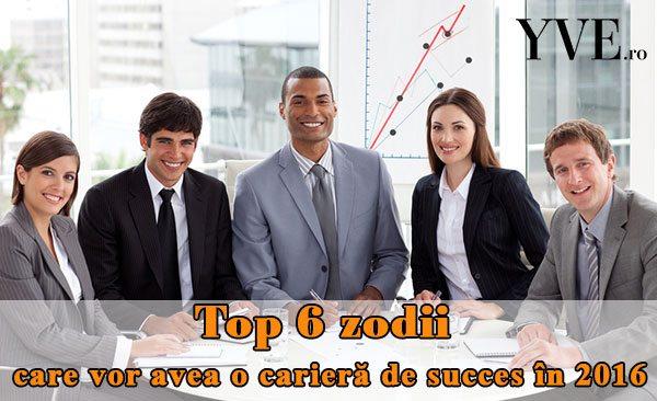 Top 6 zodii care vor avea o carieră de succes în 2016