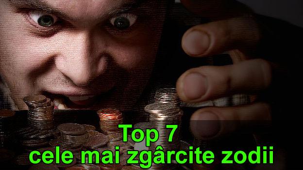 Top 7 cele mai zgârcite zodii