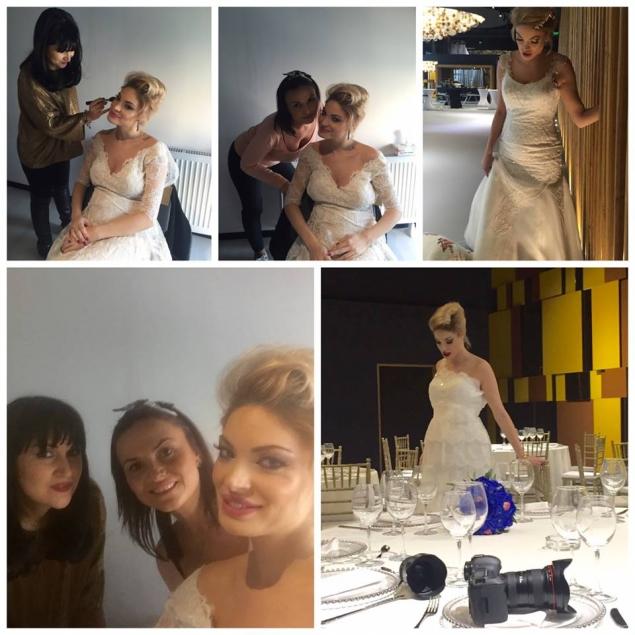 Valentina Pelinel rochie de mireasa