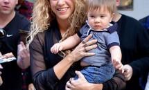 O fotografie cu băieţelul Shakirei face furori pe internet! Uite cât de simpatic e Sasha!