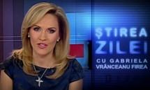 """Gabriela Firea, despre evacuarea trustului Intact: """"Suntem în fața unui atentat la adresa libertății de exprimare""""!"""