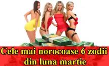Cele mai norocoase 6 zodii din luna martie - Berbec, Leu...